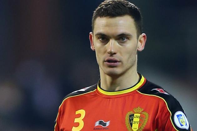 Premier League: Injury Rules Thomas Vermaelen out of Arsenals Pre-Season Tour