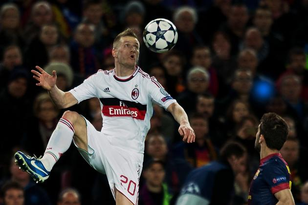 Arsenal Close in on Italian Wide-Man