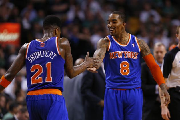 J.R. Smith to Knicks: New York  Signs Star SG to 4-Year Deal