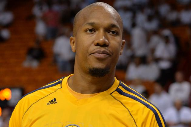David West Calls His Decision to Re-Sign with Team 'A No-Brainer'