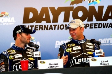 FYI WIRZ: NASCAR's 36-Race Season Is Half Done with Only 8 Races to the Chase