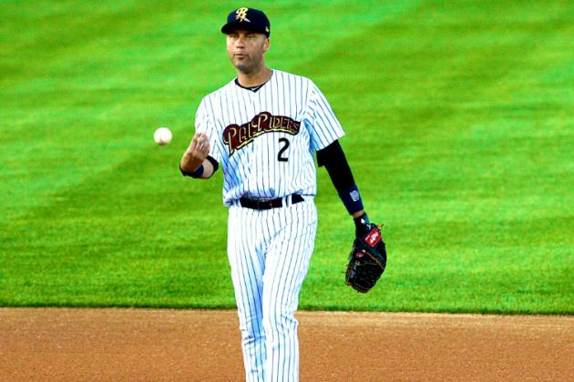 Rushing Derek Jeter Back Before All-Star Break Makes No Sense for Him, Yankees