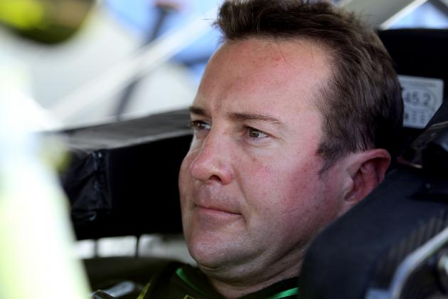 Will Kurt Busch's Hot Streak Earn Him a Spot in the 2013 Chase?