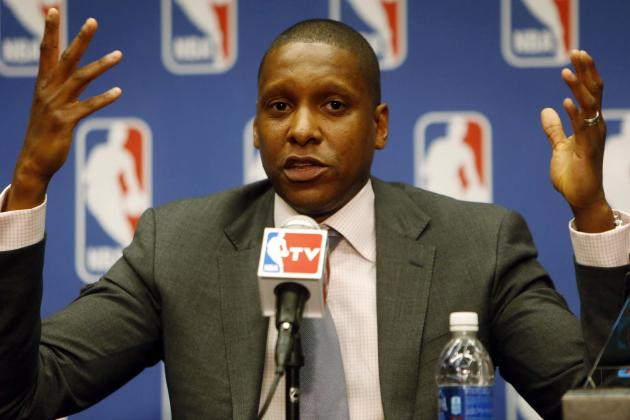 Masai Ujiri Wants to Remake Toronto Raptors 'soft' Image