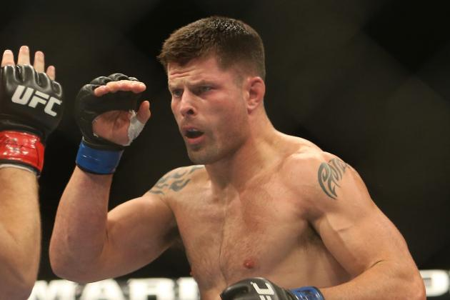 Brian Stann's Contributions Went Well Past the Cage