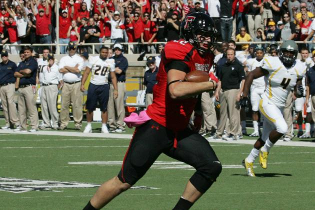 Let's Talk About Texas Tech's Jace Amaro: Is He Ready to Fully Break Out?
