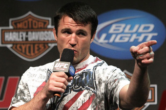 Sonnen's Contract Expires, Won't Re-Sign Until GSP 'Stops Being a D**k'