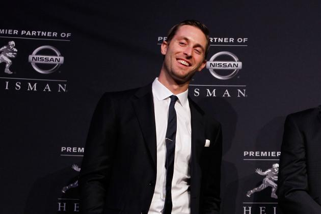 Kliff Kingsbury Q&A: Texas Tech's Coach on Johnny Manziel, Mike Leach, More