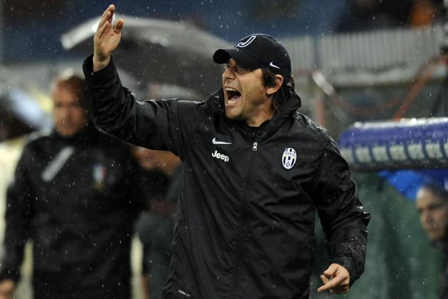 Conte Bullish on Juve Record Bid