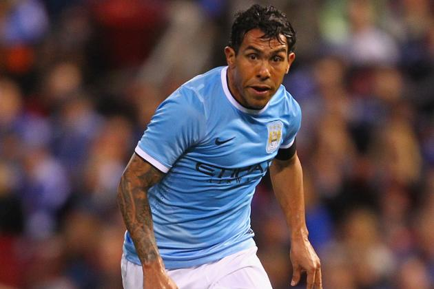 Carlos Tevez Has Community Service Order Replaced by Fine