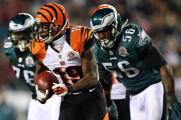 Cincinnati Bengals Roster Bubble: Onterio McCalebb vs. Brandon Tate