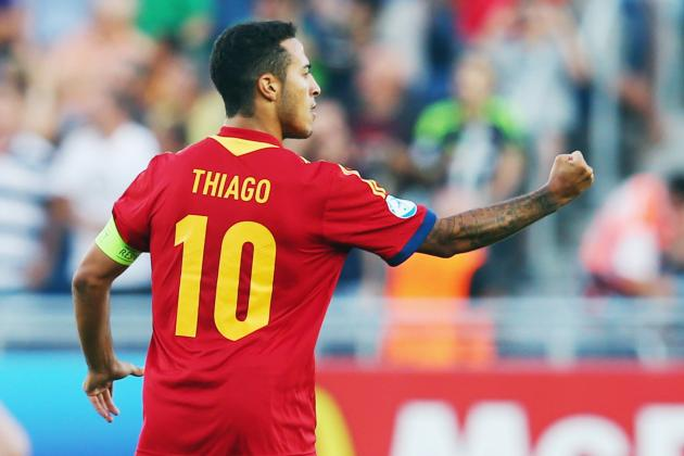 Thiago Alcantara to Bayern Munich: Where Will Midfield Star Fit In?