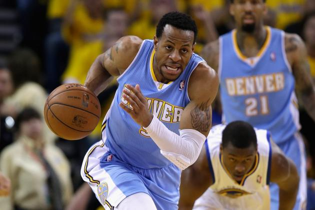 Golden State Warriors: Was Signing Andre Iguodala a Bad Idea for the Future?