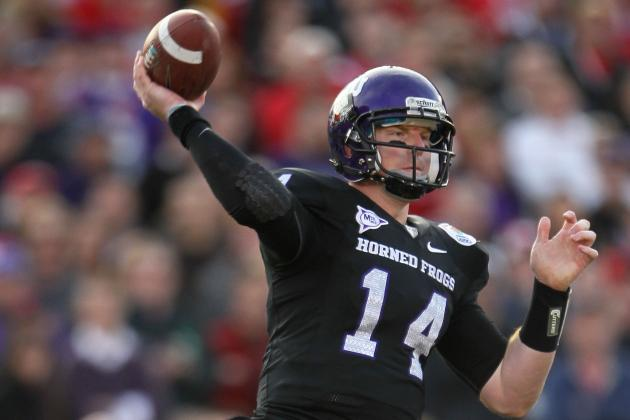 TCU Needs to Retire Andy Dalton's No. 14