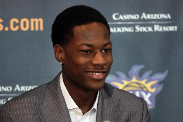 Rookie Archie Goodwin Not Showing His Age