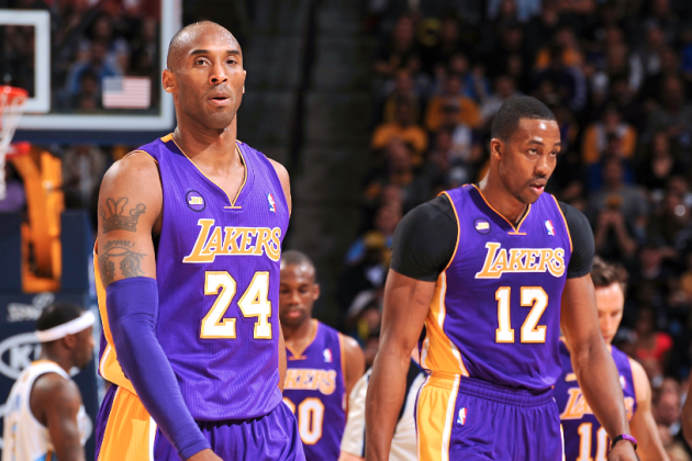 Dwight Howard's Camp Reportedly Asked If Lakers Were Considering Amnestying Kobe