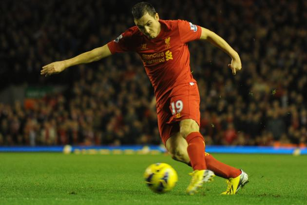 Liverpool Transfer Rumours: Reds Should Move Stewart Downing for Right Price