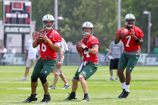 Breaking Down the New York Jets' Biggest Training Camp Battles