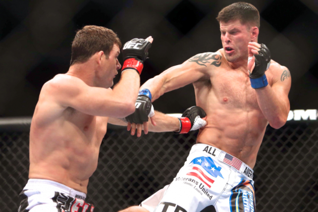 UFC Middleweight Contender Brian Stann Retires from MMA