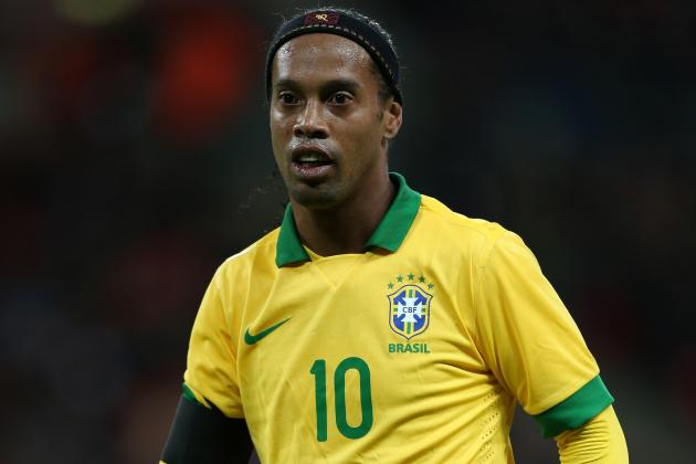 Ronaldinho 'ecstatic' After Helping Mineiro Reach First Copa Libertadores Final