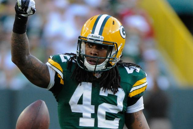 Report: Packers Working on a Contract Extension for S Morgan Burnett