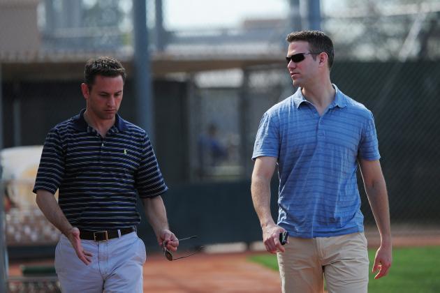 Has Theo Epstein Found MLB's New 'Moneyball' in International Market?