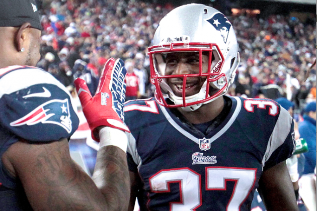New England Patriots Cornerback Alfonzo Dennard Arrested on Suspicion of DUI