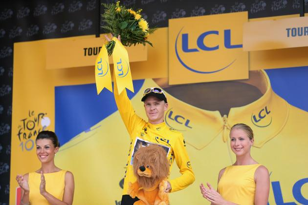 Tour De France 2013: Cyclists with Best Chance of Catching Christopher Froome