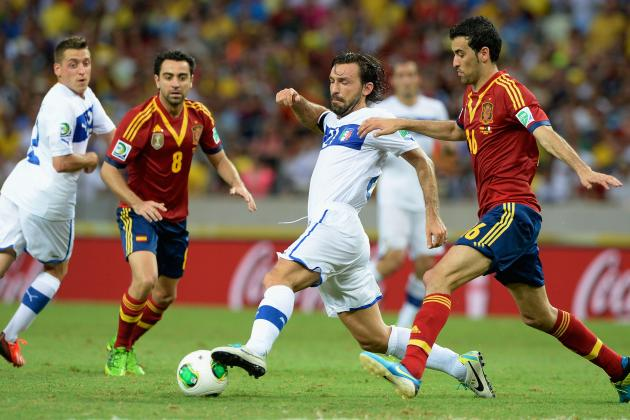 Spain to Face Italy Again