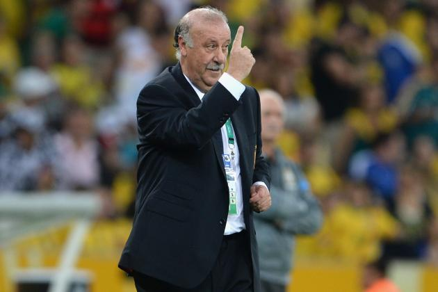 Del Bosque Backs Ancelotti