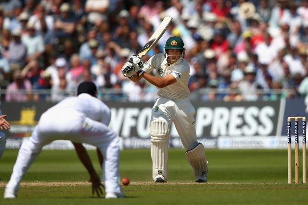 Ashes 2013: The Day the Clocks Went Backwards
