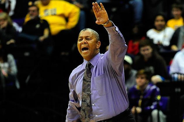 LSU Men's Basketball Team Coming Together