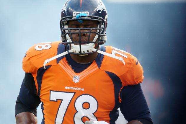 """Lot of Work to Be Done"" to Get Clady Signed by July 15"