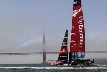 America's Cup  Jury Upholds Protest by Luna Rossa, Team New Zealand