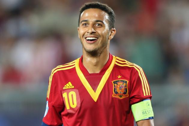 Manchester United Transfer Rumours: Next Step If Club Whiffs on Thiago Alcantara