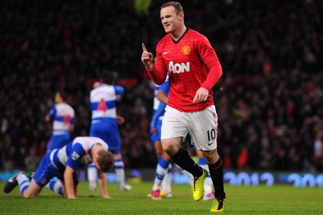 Wayne Rooney Injury: Updates on Manchester United Star's Status