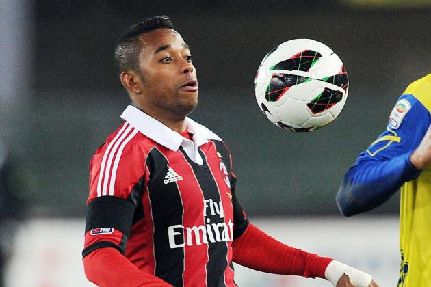 Robinho: Why Milan Should Think Twice About Keeping the Brazilian