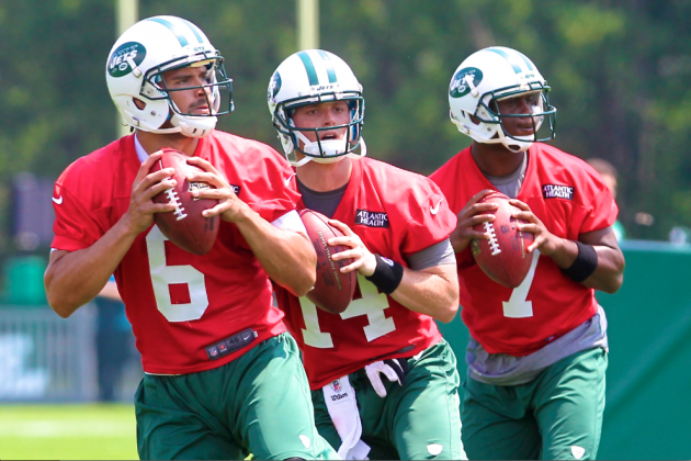 How Mark Sanchez Can Keep Jets' Starting QB Gig