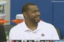 Pistons Coach Rasheed Wallace Is Not a Fan of Summer League Refs