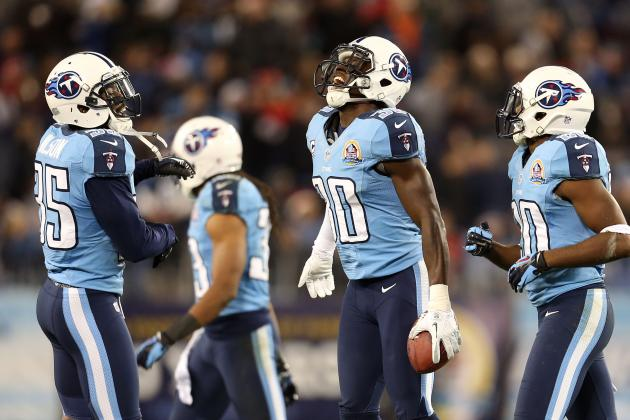 Breaking Down Tennessee Titans' Biggest Training Camp Battles