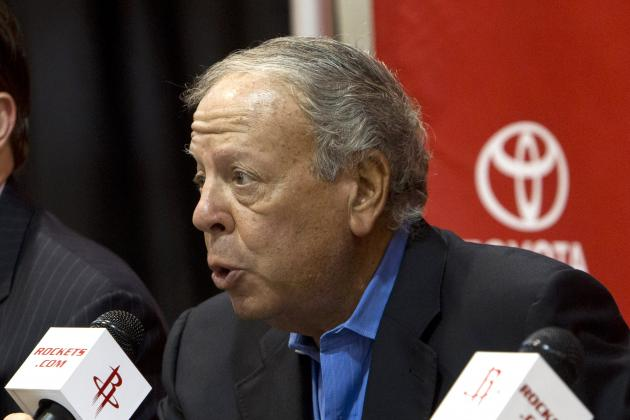 A Brief NBA History Lesson for Houston Rockets Owner Leslie Alexander