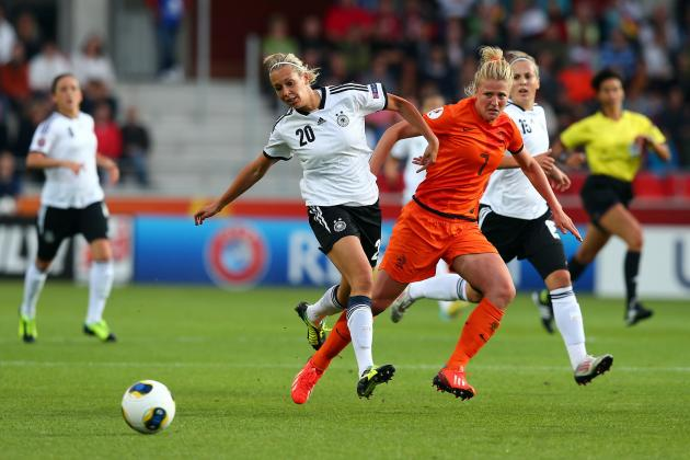 UEFA Women's Euro 2013 Results: Scores and Highlights from Day 2