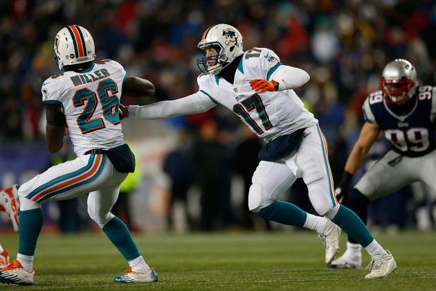 Miami Dolphins Power Rankings: No. 10, Running Back Lamar Miller