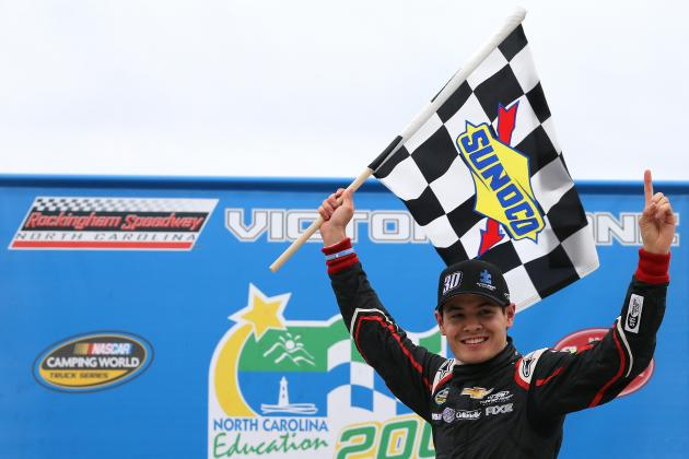 Why Kyle Larson Is NASCAR's Most Promising Young Driver