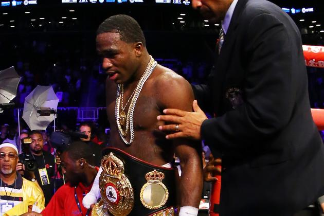 Broner Threatens to Commit Suicide on Twitter
