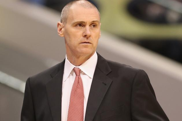 Rick Carlisle Looking Forward to Challenge