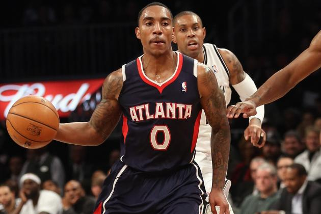 Report: Hawks Not Thinking Ellis/Jennings