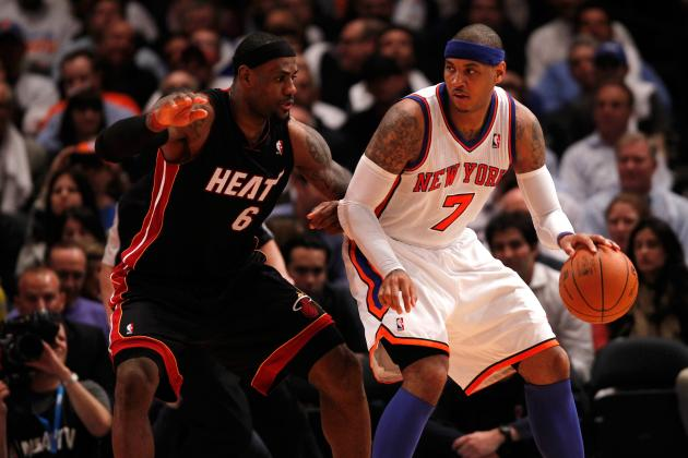 Will the Los Angeles Lakers Sign LeBron James or Carmelo Anthony Next Year?