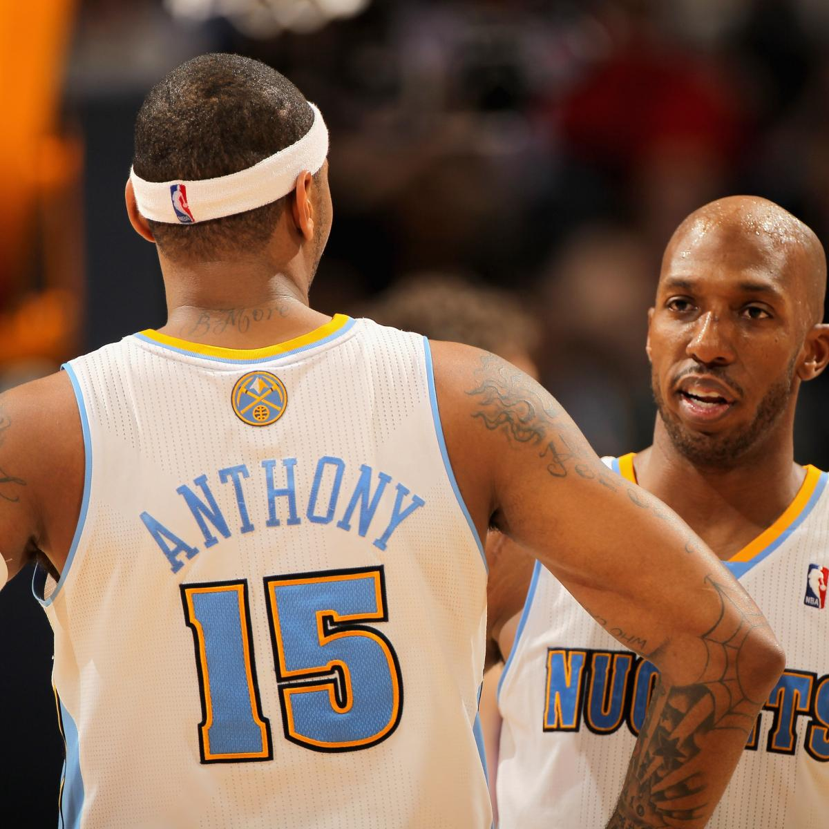 Denver Nuggets Quinteto: Top 10 Denver Nuggets Of All Time