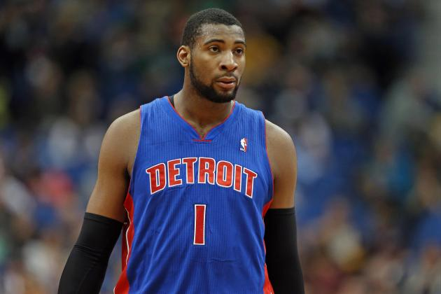 Andre Drummond off to Fast Start in NBA Summer League 2013